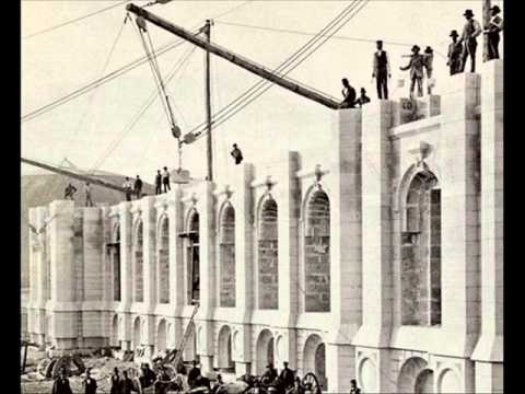Building the Salt Lake Temple