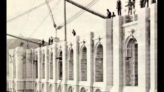 Building the Salt Lake Temple