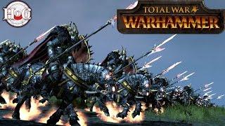 Chaos vs Greenskins - Total War Warhammer Online Battle 145