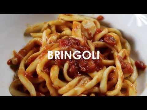 Bringoli: Tuscan pasta recipe