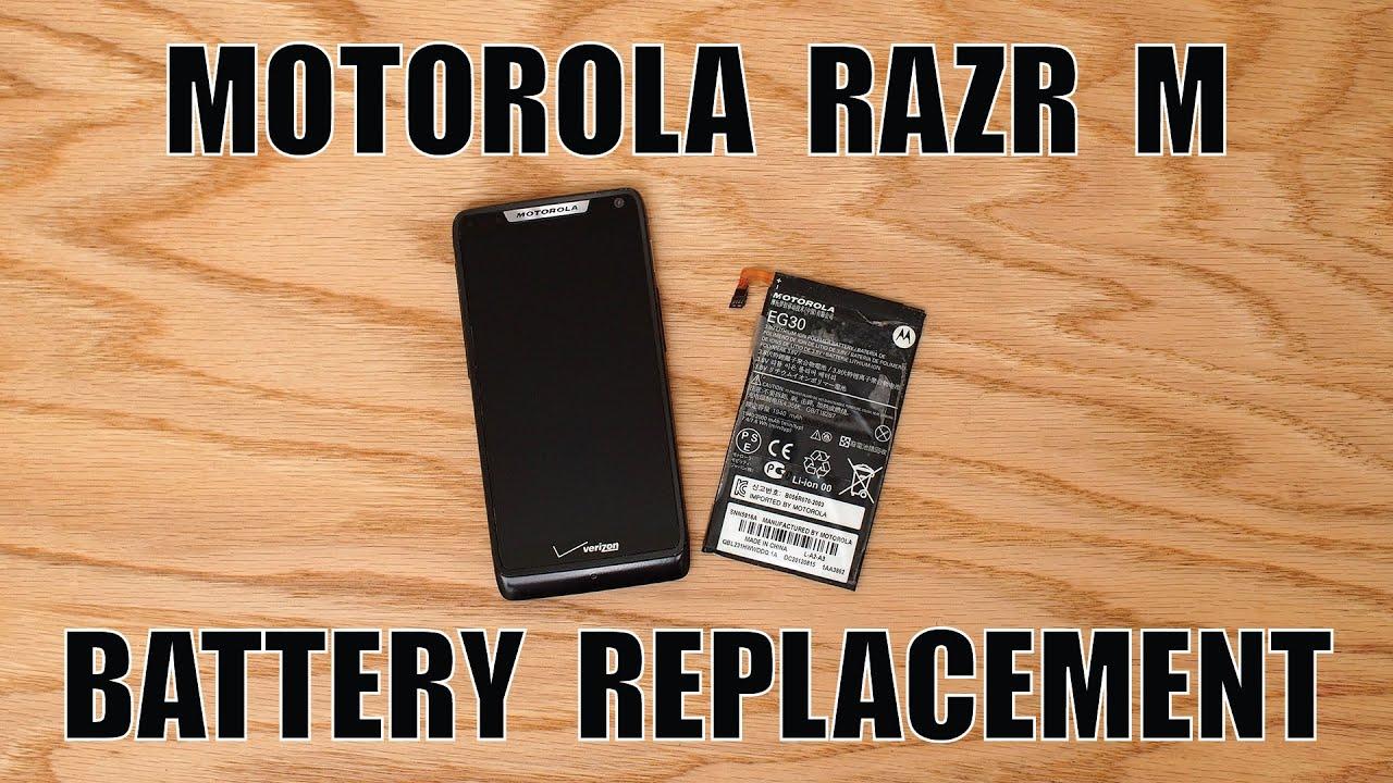 M Battery Motorola Razr M XT907 ...