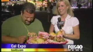 KTXL TV 40 - 40th  Anniversary Special Outtakes