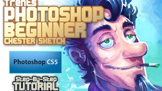 Photoshop for Beginners - Drawing Tools Tutorial