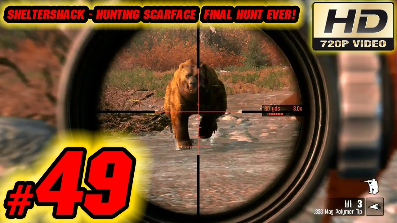 Hunting Games For Xbox 1 : Cabela s big game hunter pro hunts playthrough part