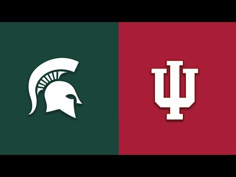 Week 4 2018 #24 Michigan State vs Indiana Full Game Highligths