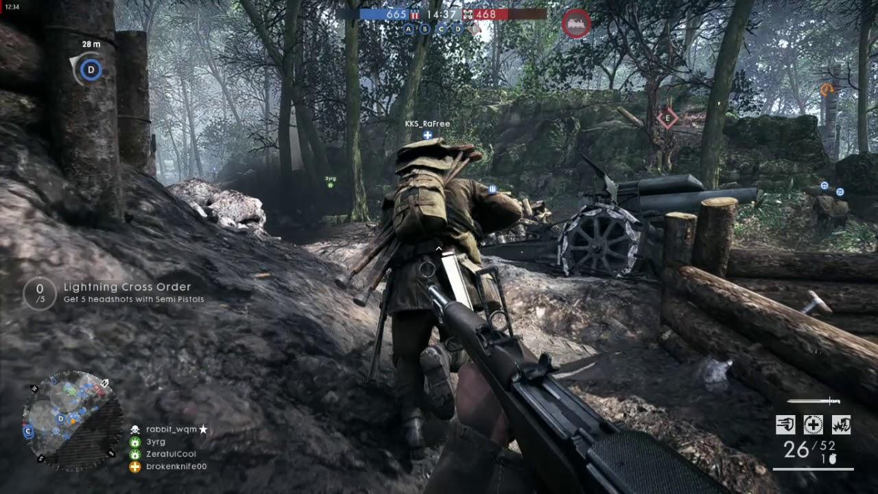 Battlefield 1 Indonesia