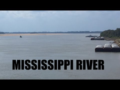 Update: Mississippi River Water Levels