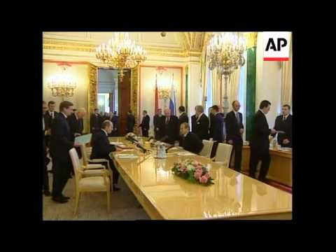 RUSSIA:  1ST STAGE OF BELARUS MERGER