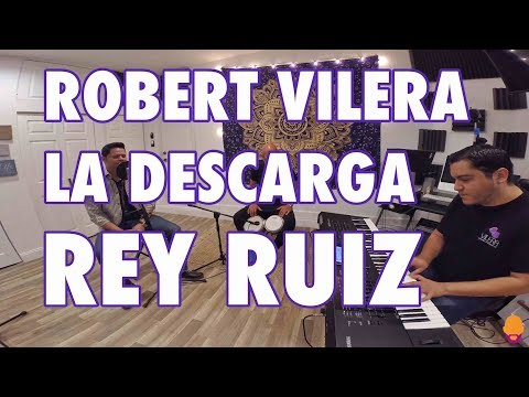 Robert Vilera La Descarga Feat. Rey Ruiz | Mi Media Mitad