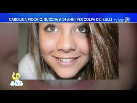 Carolina Picchio: suicida a 14 anni per colpa dei bulli