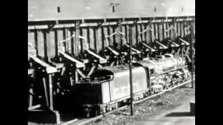 Running The Railroad: The Steam Locomotive - 1940s - CharlieDeanArchives / Archival Footage