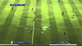 UEFA Euro 2008 (PS3, Xbox 360, PC) - Gameplay