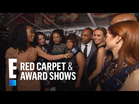 """""""Grey's Anatomy"""" Cast Talks """"Amazing"""" People's Choice Nom 