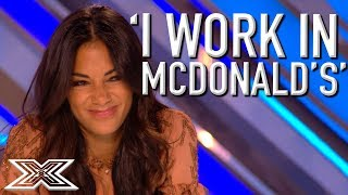 Download McDonald's Worker WOWS Judges With AMAZING Kelly Clarkson Cover | X Factor Global Mp3 and Videos