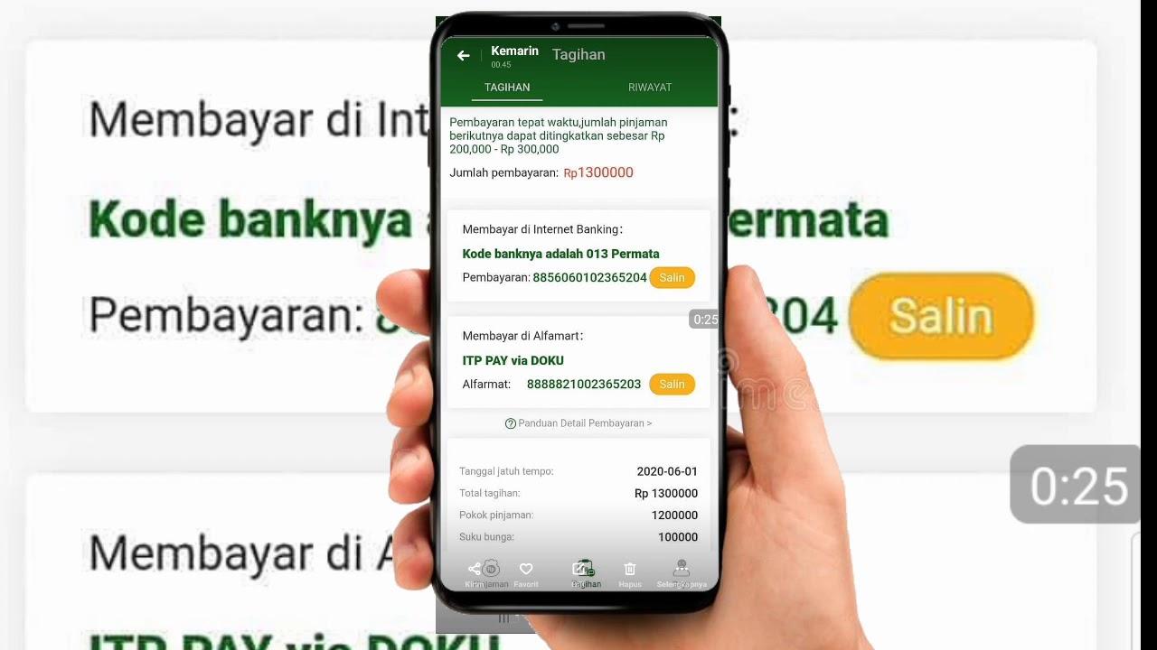 Pinjaman Online Masih Bisa Cair Saat Ini Syarat Ktp 5 ...