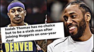 How Isaiah Thomas' TRAGIC Injury Changed the NBA! (SAD TRUTH)