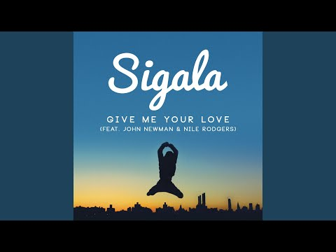 Give Me Your Love (Extended Mix)