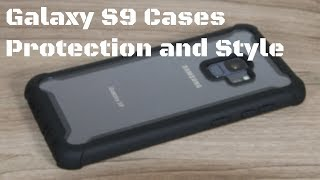 5 Protective Cases for Samsung Galaxy S9 / S9 Plus
