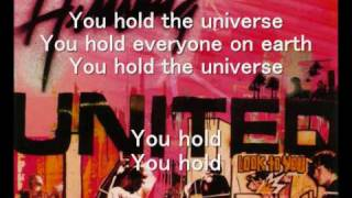 All I Need Is You - Hillsong United with lyrics