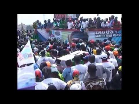 APC Rally in Amuwo-Odofin LGA