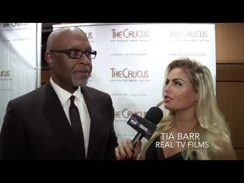 James Pickens Jr. , Grey's Anatomy  , The Caucus 34th Annual Awards Dinner