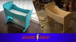 DIY - Simple Baby Bassinet | Dude Dad