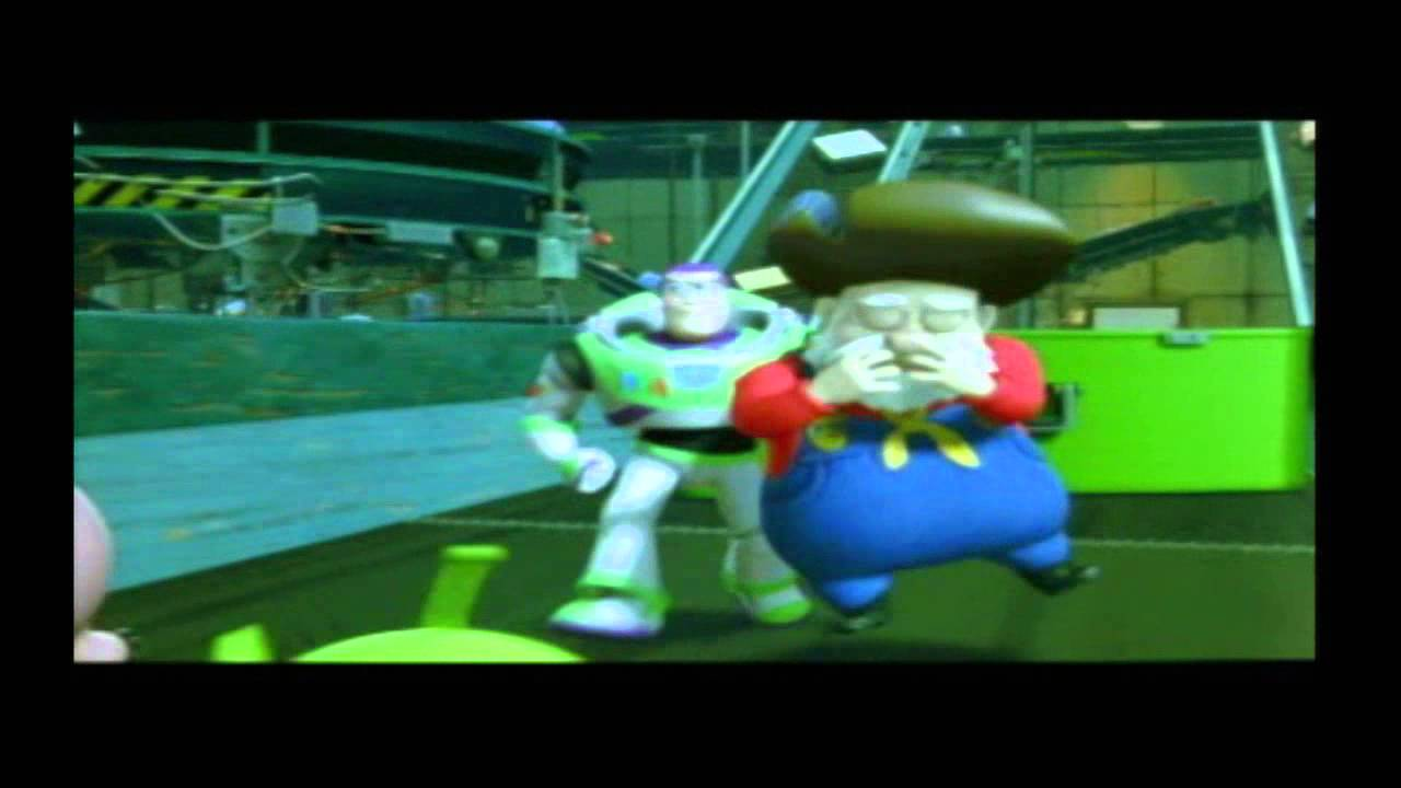 Toy Story 2 Rehashed Finale Evil Stinky Pete S Gang Youtube