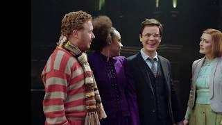 Harry Potter Und Das Verwunschene Kind Die Reise Nach Hamburg Premiere Im Marz 2020 Youtube