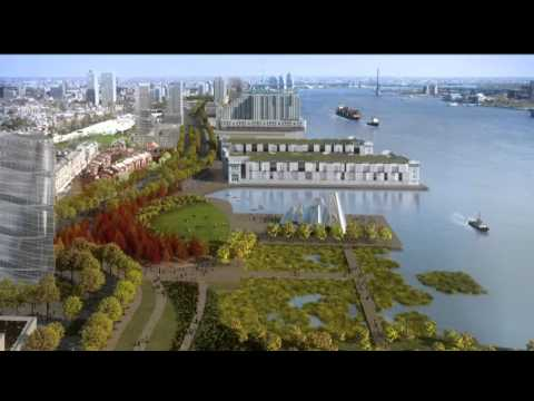Delaware River Waterfront Corporation: Transforming Philadelphia's Waterfront