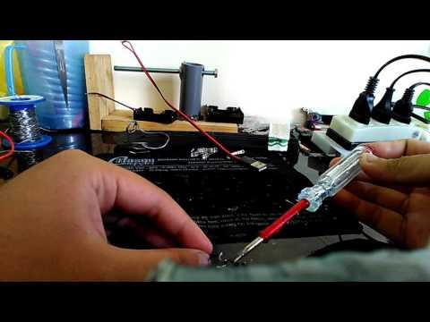 Giới thiệu mạch giao động trong roi điện stun gun