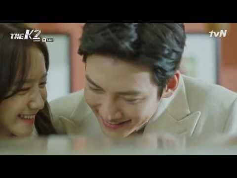Jii Chang Wook & Yoona sweet moment K2 ep 14 cut scene