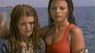 Baywatch - R - CPR on young man in boat