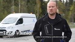 Mobiiliasentaja Timo Vainio, Voimatel Oy