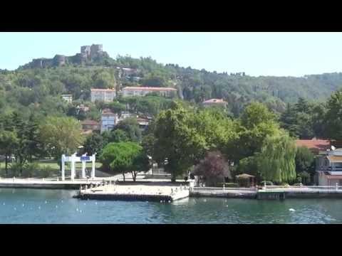 Bosphorus Cruise Tour, Istanbul - (Boğaz Seyir Tur, İstanbul) (2014-08-16)