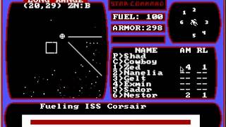 Star Command Gameplay