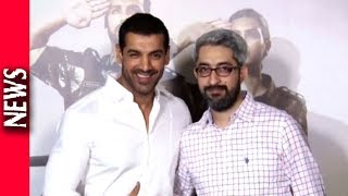 Latest Bollywood Movie - John Abraham At Success Party Of Parmanu - Bollywood Gossip 2018