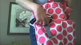 3053abe3d6 Orla Kiely Matt Laminated Tall Flower Stem Print Midi Sling Bag SKU ...