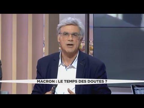 Patrick Le Hyaric sur LCI - Macron, le temps des doutes 22.07.17
