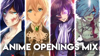 Anime Openings Compilation (Full Openings Mix) [Reupload]