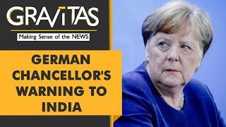 Gravitas: Angela Merkel says Europe