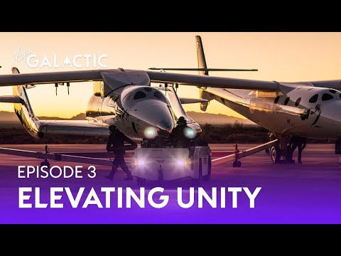 Virgin Galactic's new SpaceShipTwo space plane flexes its wings in flight for first time