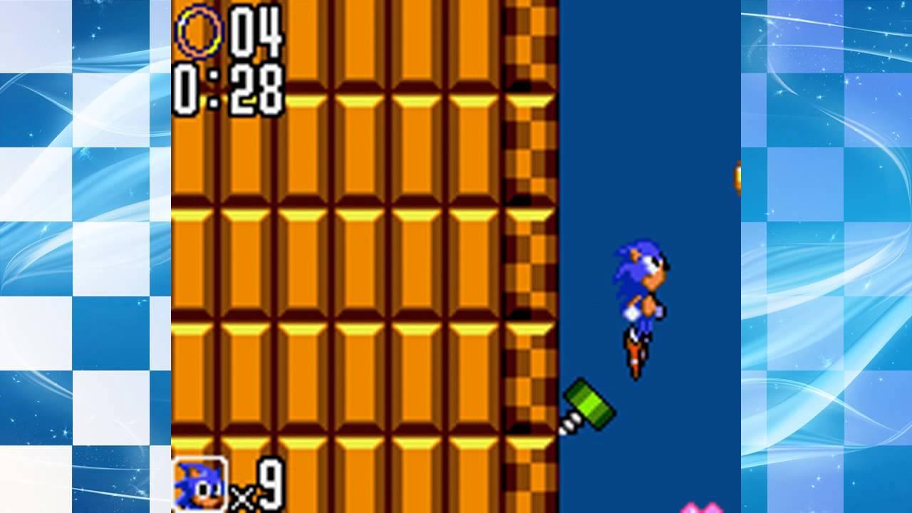 Sonic The Hedgehog 2 Game Gear Walkthrough Youtube