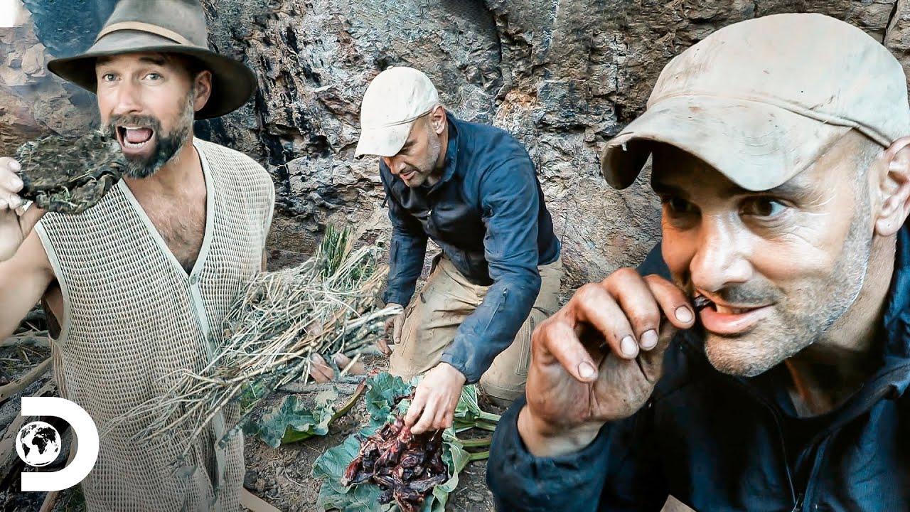 Técnicas para ahumar y conservar carnes | Ed Stafford: Contra Todos | Discovery Latinoamérica