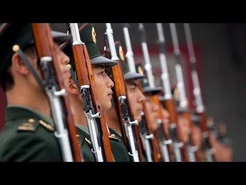 As China's military grows, Pentagon says U.S. forces 'atrophied'