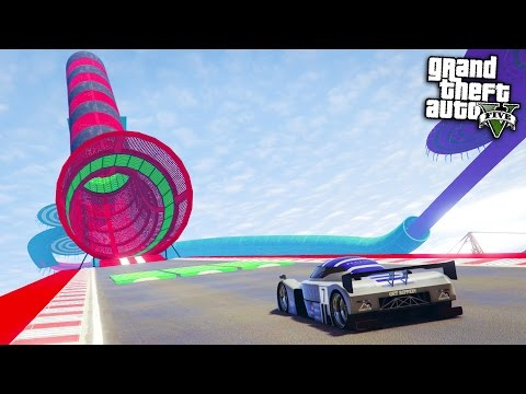 GTA Online: Top 10 Stunt Race Creator Tips! (GTA 5 Cunning Stunts DLC)