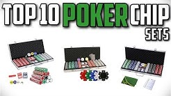 10 Best Poker Chip Sets In 2019