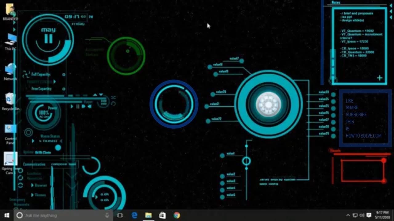 How To Install J.A.R.V.I.S. On Windows PC - YouTube