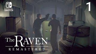 The Raven Remastered Switch Gameplay Walkthrough Part 1