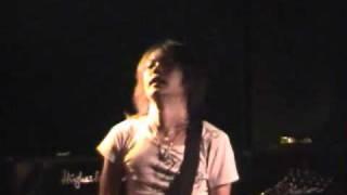 徳島を拠点に活動するメロスピバンド 「カミナリモータース」 '10.8...