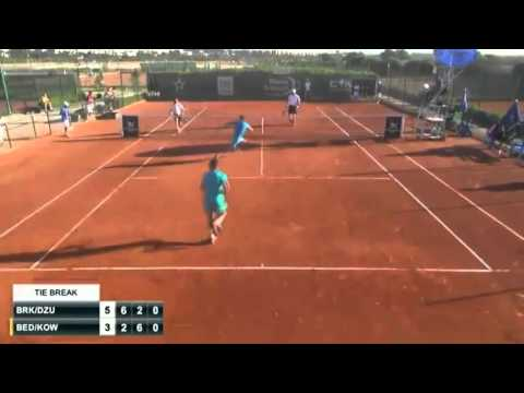 Thumbnail: One of the MOST AMAZING POINTs in doubles Tennis History - Brkic/Dzumhur